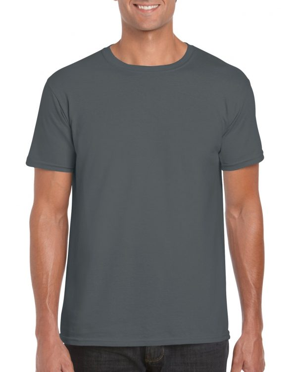 Gildan Softstyle Adult T-Shirt Charcoal Medium (64000) 1 | | Promotion Wear