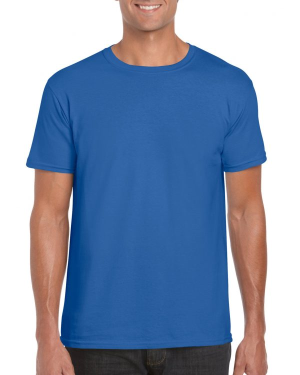 Gildan Softstyle Adult T-Shirt Royal Small (64000) 1 | | Promotion Wear