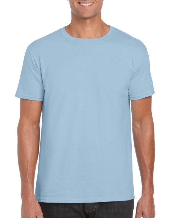 Gildan Softstyle Adult T-Shirt Light Blue Xlarge (64000) 1 | | Promotion Wear
