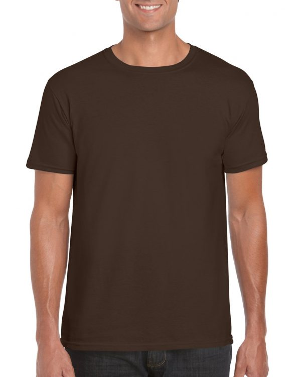 Gildan Softstyle Adult T-Shirt Dark Chocolate Xlarge (64000) 1 | | Promotion Wear
