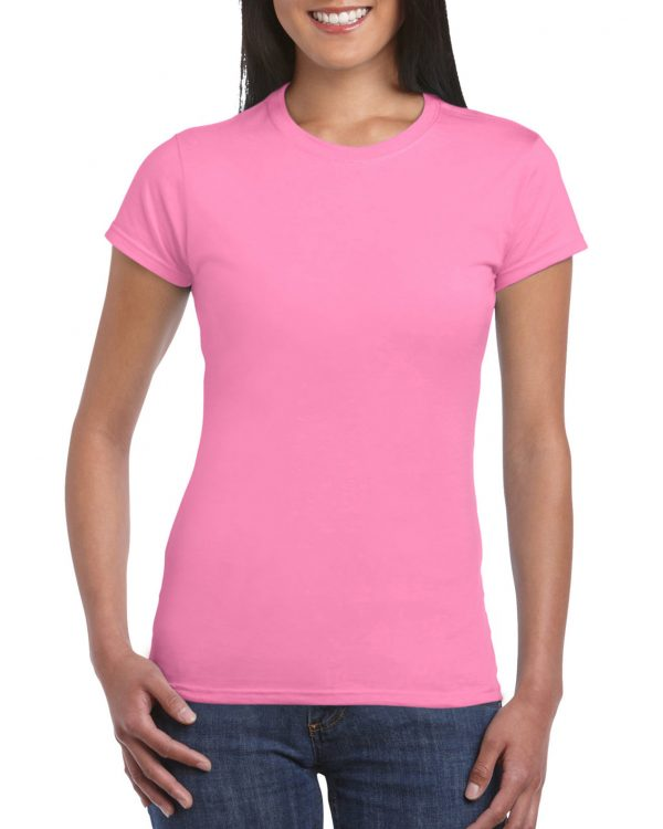 Gildan Softstyle Ladies' T-Shirt Azalea Large (64000L) 1 | | Promotion Wear