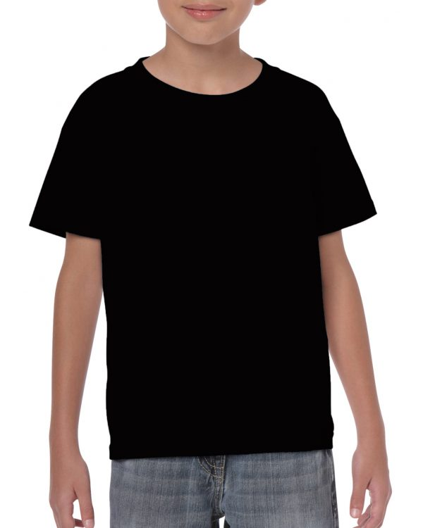 Gildan Softstyle Youth T-Shirt Black Xlarge (64500B) 1 | | Promotion Wear
