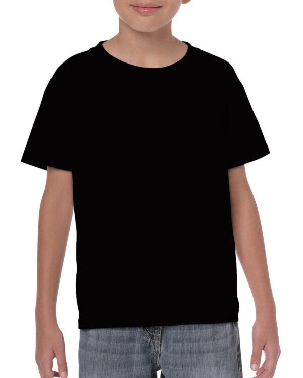 Gildan Heavy Cotton Youth T-Shirt Black Xsmall (5000B) 1 | | Promotion Wear