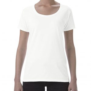 Gildan Ladies Deep Scoop Tee (64550L) 7 | | Promotion Wear