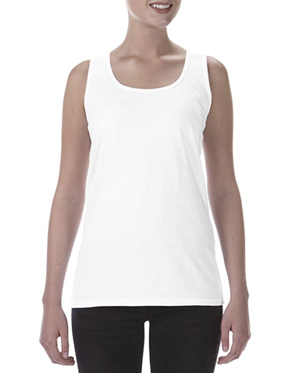Gildan Ladies Racerback Tank White Small (645R2L) 1 | | Promotion Wear