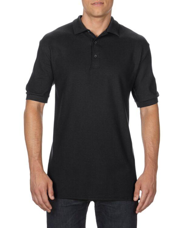 Gildan Premium Cotton Adult Double Pique Sport Shirt Forest Green Small (82800) 1 | | Promotion Wear