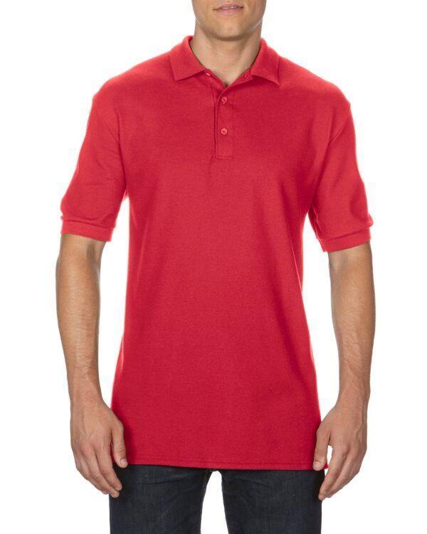 Gildan Premium Cotton Adult Double Pique Sport Shirt Black Xlarge (82800) 1 | | Promotion Wear