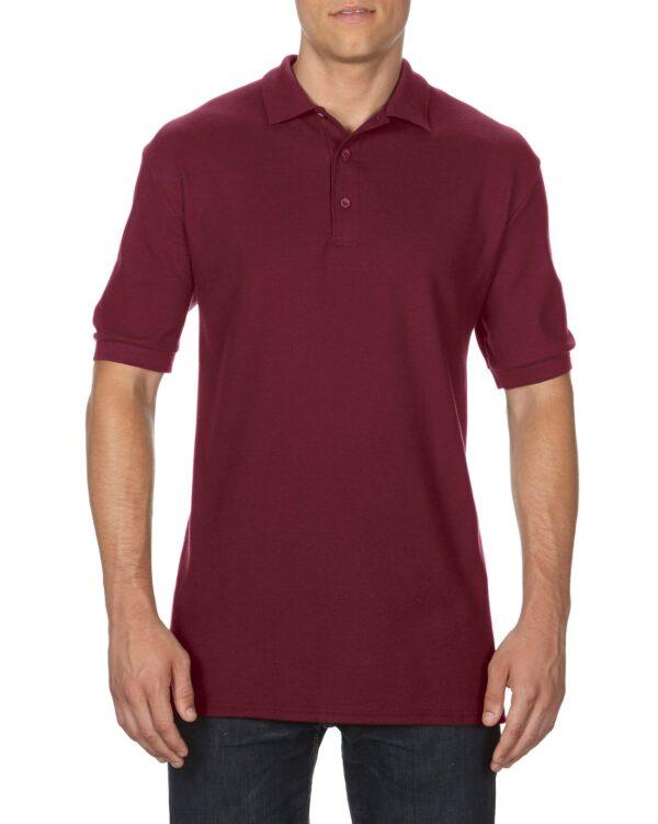 Gildan Premium Cotton Adult Double Pique Sport Shirt Royal Small (82800) 1 | | Promotion Wear