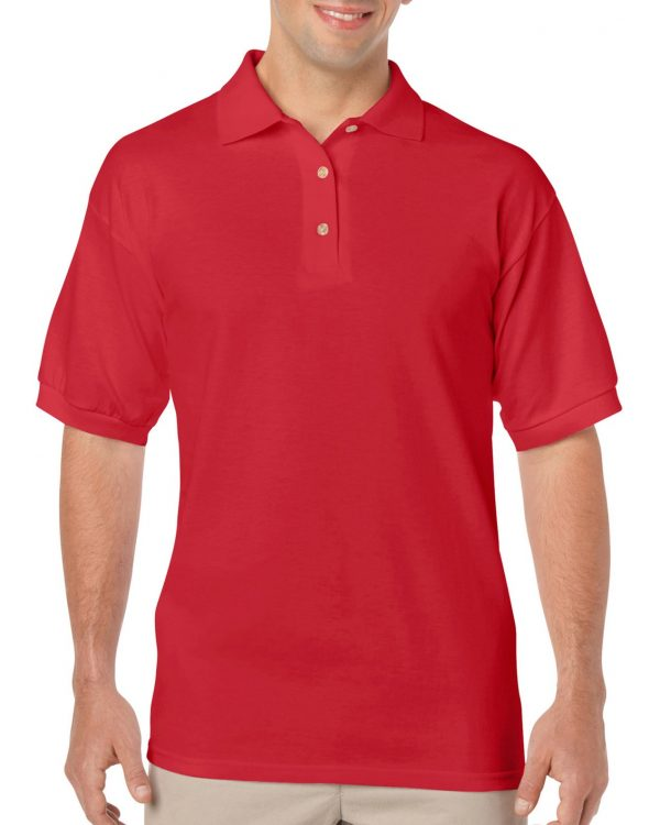 Gildan Dryblend Adult Jersey Sport Shirt Red 2Xlarge (8800) 1 | | Promotion Wear