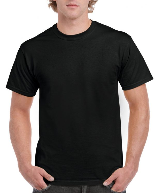 Gildan Hammer Adult T-Shirt Black Xlarge (H000) 1 | | Promotion Wear