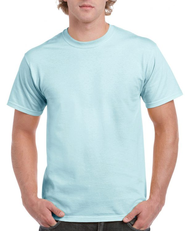 Gildan Hammer Adult T-Shirt Chambray Xlarge (H000) 1 | | Promotion Wear