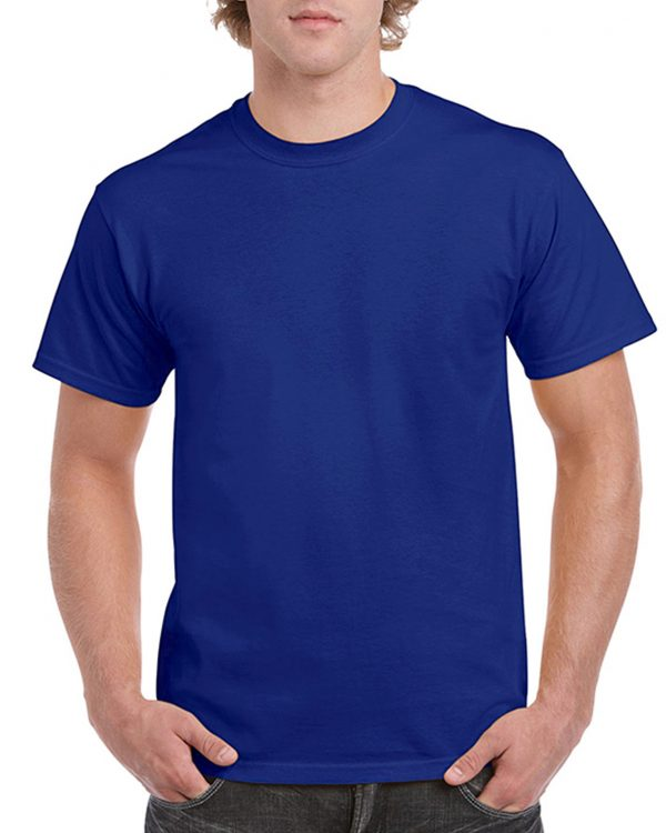 Gildan Hammer Adult T-Shirt Cobalt Small (H000) 1 | | Promotion Wear