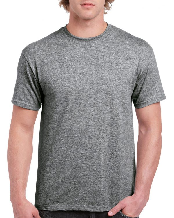 Gildan Hammer Adult T-Shirt Graphite Heather Xlarge (H000) 1 | | Promotion Wear