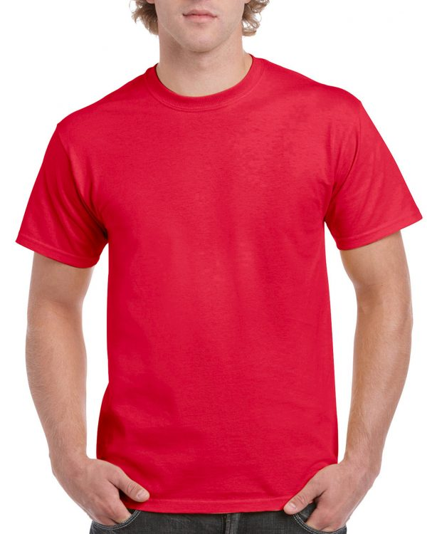 Gildan Hammer Adult T-Shirt Sport Scarlet Red Small (H000) 1 | | Promotion Wear
