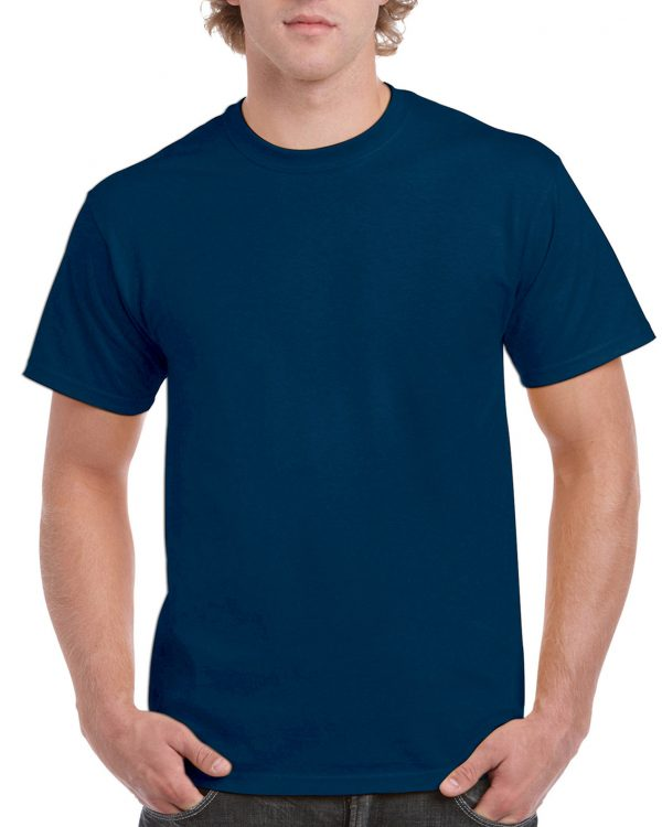 Gildan Hammer Adult T-Shirt Sport Dark Navy Small (H000) 1 | | Promotion Wear