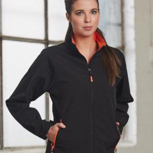JK16 ROSEWALL SOFT SHELL Ladies 1 | | Promotion Wear