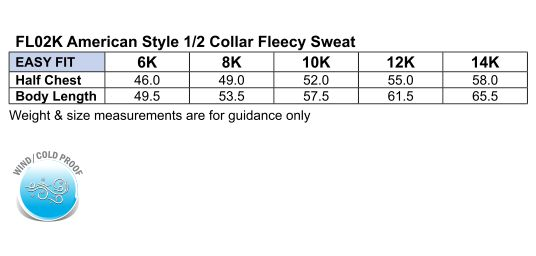 FL02K FALCON Sweat Top Kids'