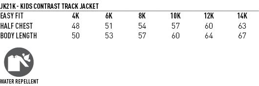 JK21K CHAMPION'S TRACK TOP Kids'