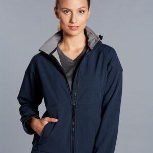 JK34 ASPEN Softshell Hood Jacket Ladies'