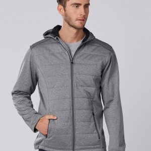 JK51 Jasper Cationic Quilted Jacket- Mens 1 | | Promotion Wear