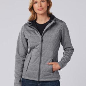 JK52 Jasper Cationic Quilted Jacket- Ladies 1 | | Promotion Wear