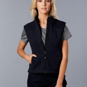 PF10 Diamond Fleece Vest Ladies' 2 | | Promotion Wear