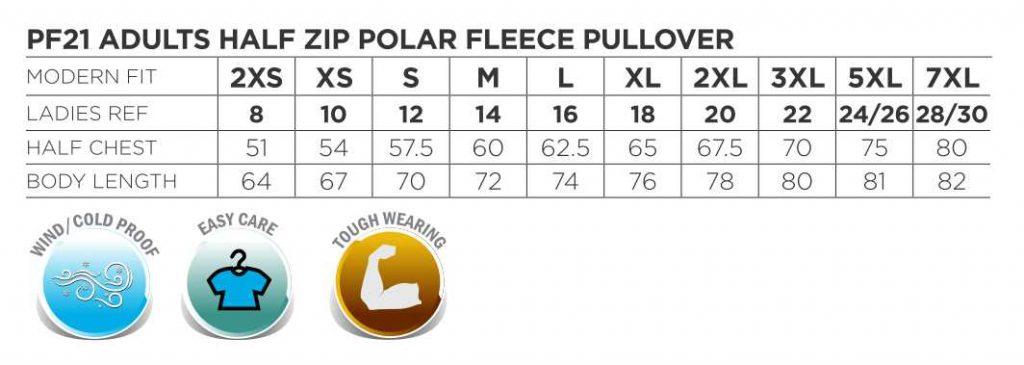 PF21 BEXLEY PULLOVER UNISEX