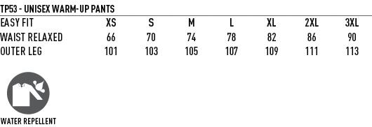 TP53 LEGEND PANTS - Unisex