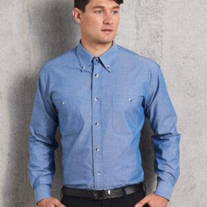 BS03L Men's Chambray Long Sleeve 3 | | Promotion Wear