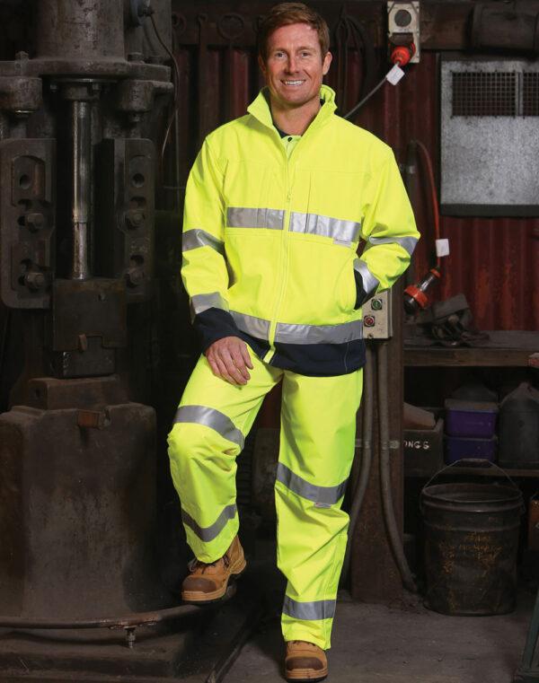 HP01A HI-VIS SAFETY PANTS 1 | | Promotion Wear