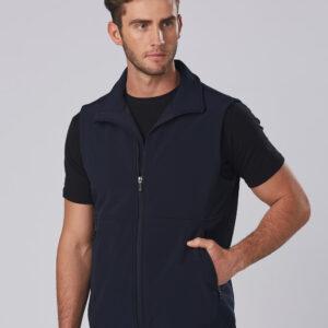 JK25 Men's Softshell Hi-Tech Vest 1     Promotion Wear