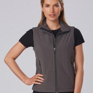 JK26 Ladies' Softshell Hi-Tech Vest 2     Promotion Wear
