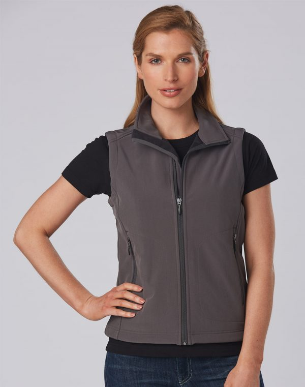 JK26 Ladies' Softshell Hi-Tech Vest 1 | | Promotion Wear