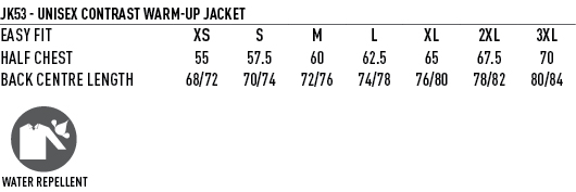 JK53 LEGEND TOP -Unisex