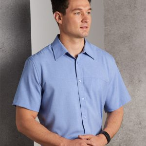 M7600S Men's CoolDry Short Sleeve Shirt