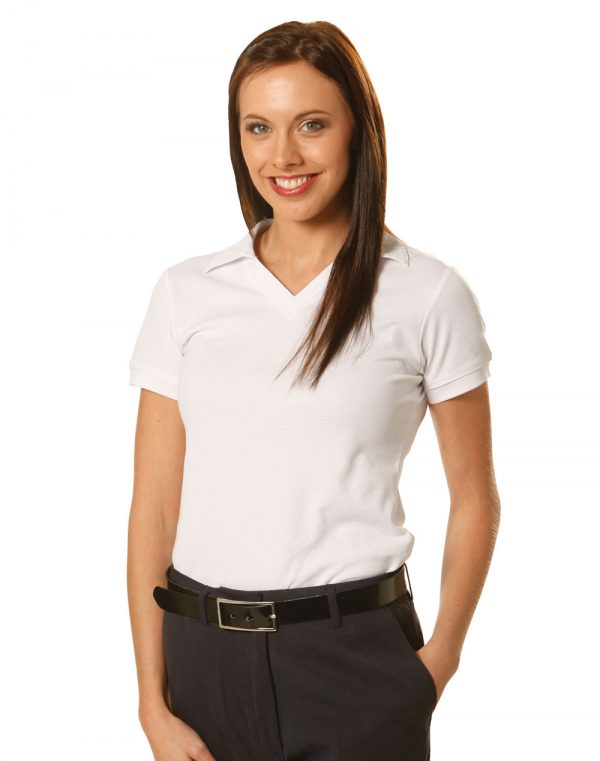 PS34A Ladies TrueDry® Short Sleeve Polo