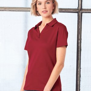PS34B Ladies TrueDry® Short Sleeve Polo