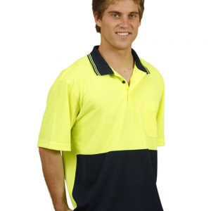 SW01TD High Visibility Short Sleeve 1     Promotion Wear