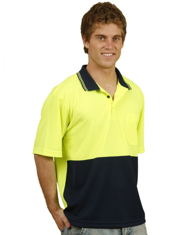 SW01TD High Visibility Short Sleeve 1 | | Promotion Wear