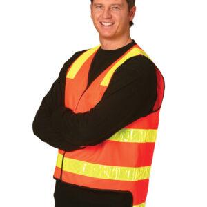 SW10A Hi-Vis SAFETY VEST 2     Promotion Wear
