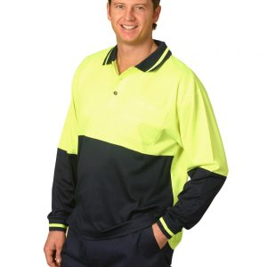 SW11 SAFETY POLO 3     Promotion Wear