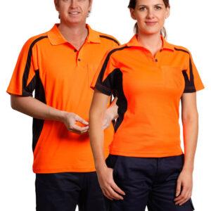 SW25 HI-VIS FASHION POLO Unisex 4     Promotion Wear