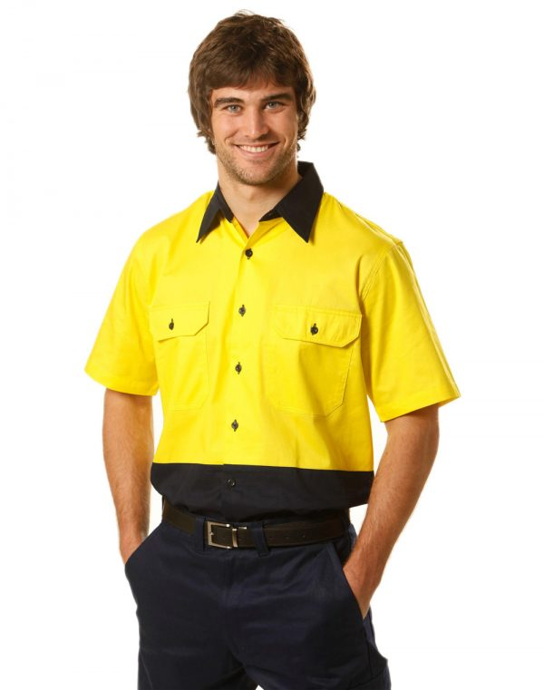 SW57 SHORT SLEEVE SAFETY SHIRT 1 | | Promotion Wear