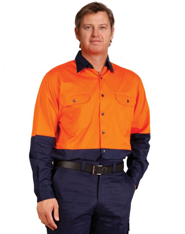 SW58 LONG SLEEVE SAFETY SHIRT 1 | | Promotion Wear