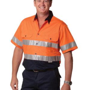 SW59 SHORT SLEEVE SAFETY SHIRT 4 | | Promotion Wear