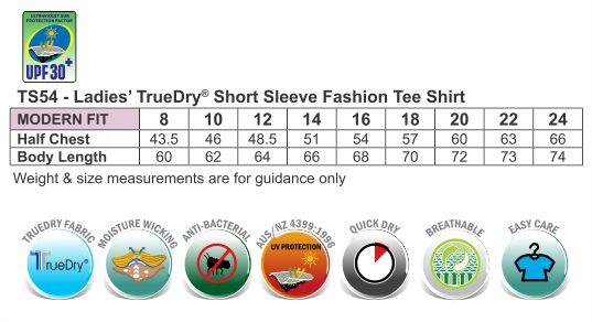 TS54 LEGEND Tee Shirt Ladies'
