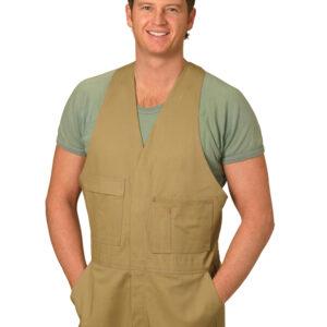 WA01 Men's Action Back Overall-Regular 3     Promotion Wear