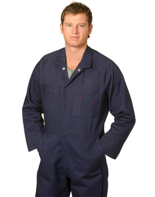 WA07 MEN'S COVERALL Regular Size
