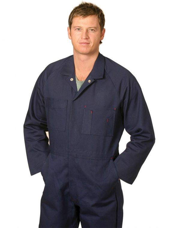 WA08 MEN'S COVERALL Stout Size