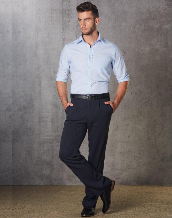 WP01R (Regular)Permanent Press Pants 1     Promotion Wear